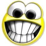 smile met tanden
